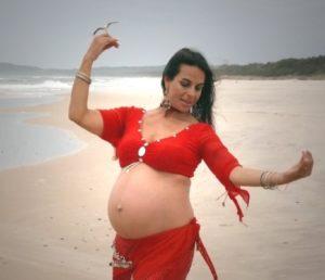 беременность-и-танец
