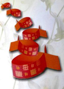 оригами-вертушка