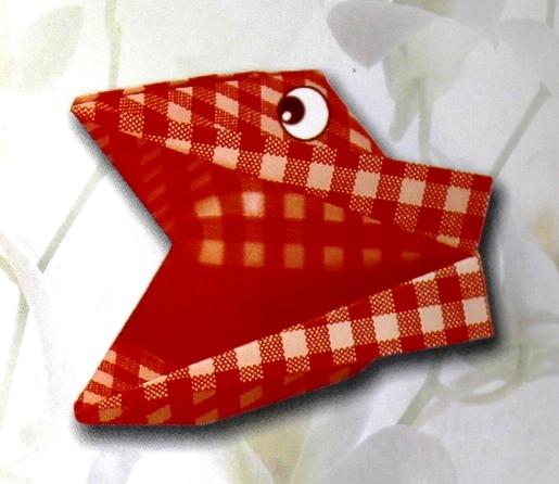 оригами-ворон-схема