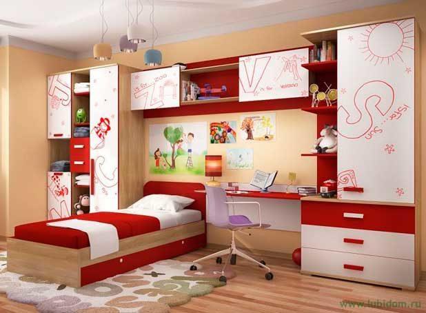 мебель-в-детскую