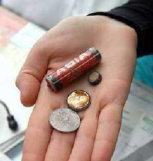 проглотил-монету
