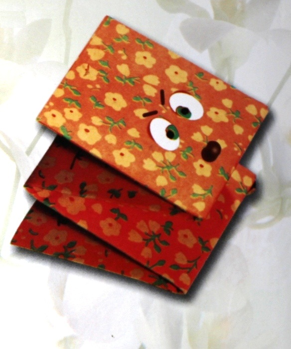 "оригами-""мордочка"""